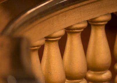 Mezzanine Banisters