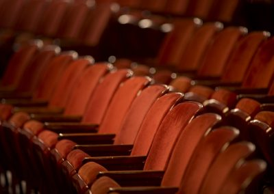 Orchestra Seating